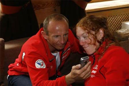 Mondiaux de ski : Chris de Nice