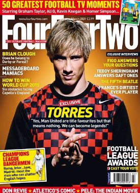 Torres : You'll never score alone