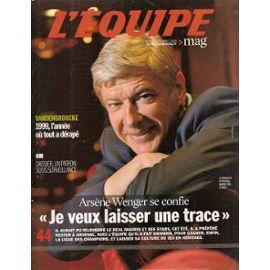 Arsenal, Wenger : Le dernier vol d'Arsène Rup…